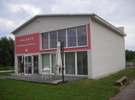 Hotel photo: Valaste Guest house and Camping