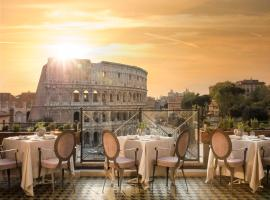 Hotel Palazzo Manfredi – Relais & Chateaux Rome Italy