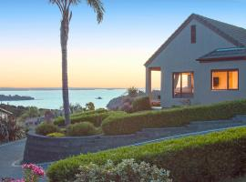 Villa Pacifica 2bdrm with free car Omiha New Zealand