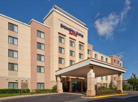 Hotel Photo: SpringHill Suites Chesapeake Greenbrier