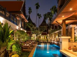 A picture of the hotel: Davis Thai House