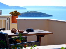 Manos Apartments Almirida Greece