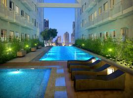 A picture of the hotel: Titan Condo at Green Residence Manila