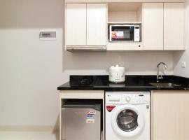 1 BR Fully Furnished The Mansion Apartment By Travelio Jakarta Indonesien
