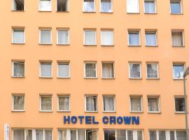 Crown Hotel Frankfurt/Main Germany
