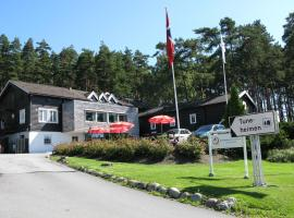Hotel photo: Sarpsborg Vandrerhjem Tuneheimen