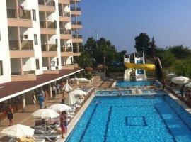 Atlas Beach Hotel Alanya Turkey