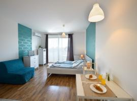 Hotel Photo: Corvina Apartments