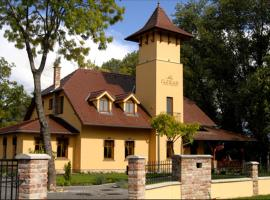 St. Florian Restaurant & Pension Vrakúň Словаччина