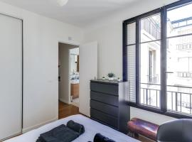 Hotel Photo: Apartment Welkeys Boulogne Casals