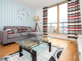 Luxury Penthouse apartment in Manchester,