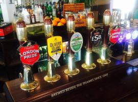 The Swan Inn Pub Isleworth United Kingdom