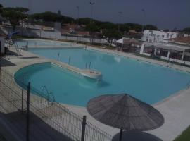 A picture of the hotel: Unifamiliar la barrosa