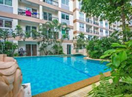 Park Lane Jomtien Resort Jomtien Beach Thailand