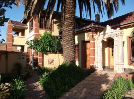 Acre of Africa Guesthouse Boksburg דרום אפריקה