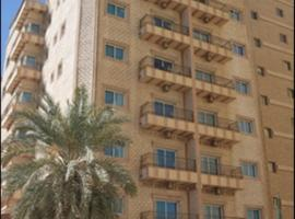 Hotel photo: Terrace Furnished Apartments- Fintas1