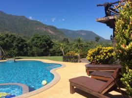 Magnificent Mountain View Retreat Chiang Dao Thailand