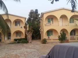 Hotel near The Gambia