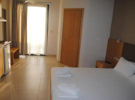 Niriides Studios and Apartments Paralia Katerinis יוון