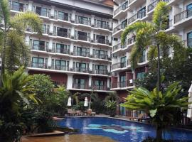 Mike Orchid Resort Hotel Pattaya Central Tailàndia