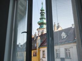 A picture of the hotel: In the heart of Bratislava