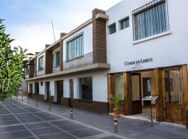 Hotel photo: Conde de Lemos Arequipa