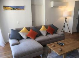 Hotel Photo: Bright centrally located apartment, great balcony!