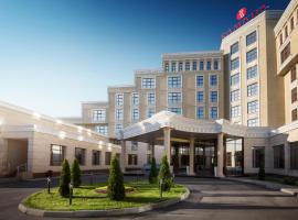 A picture of the hotel: Ramada Almaty