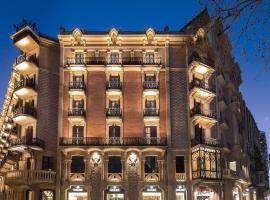 Monument Hotel Barcelona Spain