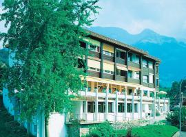 Hotel Belvoir Sachseln Switzerland