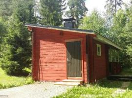 Holiday Home Hurran ranta Rautela Finland
