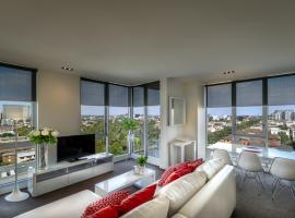 Hotel photo: Tribeca Serviced Apartments