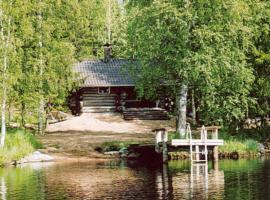 Hotel Photo: Holiday Home Särkiaho