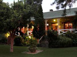 Shamrock Arms Guest Lodge Waterval Boven South Africa
