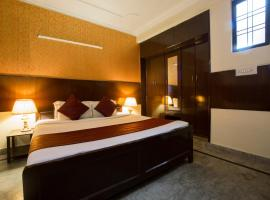 Airport Hotel Olive & Blue New Delhi India