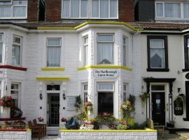 Hotel Photo: The Marlborough Guest House