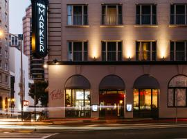 Hotel Photo: The Marker San Francisco, a Joie de Vivre Hotel