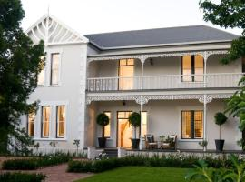 Middedorp Manor Stellenbosch South Africa