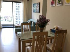 Hotel Photo: Modern and cozy Masteri apartment