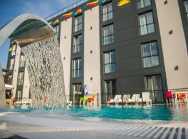 Hotel Photo: Garni Hotel Hollywoodland Wellness & Aquapark