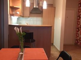 A picture of the hotel: LaTina Apartman