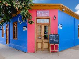 Hotel Photo: Hostal Boutique Esquina Elquina