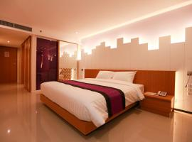 The whisper hotel Pattaya Central Thailand