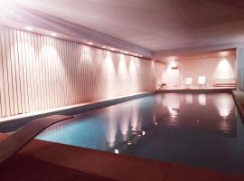 Luxury Apartment Louise & Pool Brussels Belgium