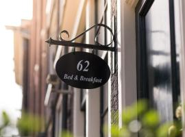 Bed and Breakfast 62 Amsterdam Niederlande
