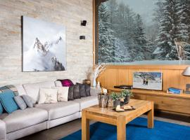 Hotel Photo: Chalet Cerisier