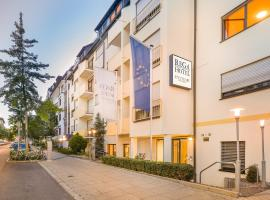 A picture of the hotel: Novum Hotel Rega Stuttgart