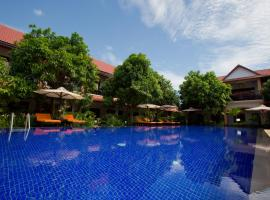Hotel Photo: Central Boutique Angkor Hotel