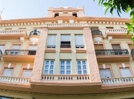 A picture of the hotel: Gongora Suites