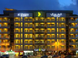 Al Khoory Hotel Apartments Al Barsha Dubai United Arab Emirates